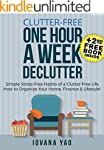 Clutter-Free: ONE HOUR A WEEK DECLUTT...