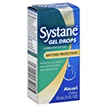 Systane Lubricant Eye Gel, Gel Drops 0.33 fl oz (10 ml)