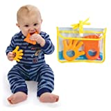 Hand and Foot Teether