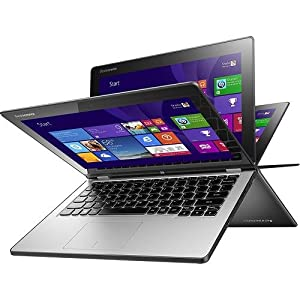 "Lenovo Yoga 2 11.6"" TouchScreen 2-in-1 Laptop PC - Intel Pentium N3520 / 4GB DDR3L / 500GB HD / HD Webcam / WLAN 802.11b/g/n / Bluetooth 4.0 / Windows 8.1 64-bit from Lenovo"