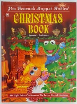 Jim Henson's Muppet Babies Christmas Book