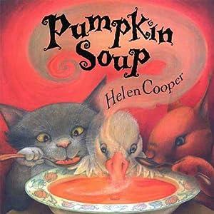 Pumpkin Soup | [Helen Cooper]