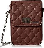 Lino Perros Women's Sling Bag (Brown)