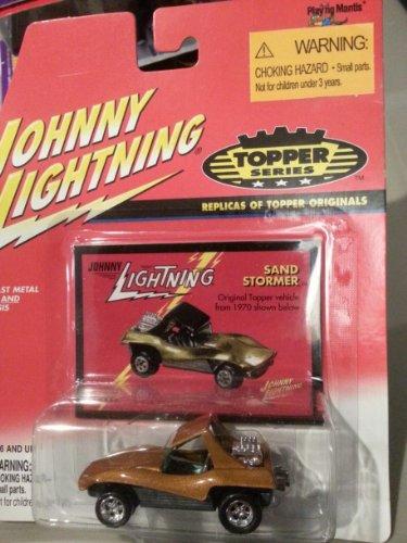 Johnny Lightning Topper Series Sand Stormer Original Topper Vehicle from 1970