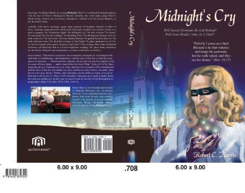 Robert Harris - Midnight's Cry (English Edition)