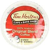 Tim Hortons Single Serve Coffee Cups, Regular (24 Count)