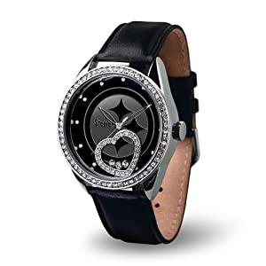 Brand New Pittsburgh Steelers NFL Beat Series Ladies Watch by Things for You