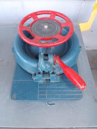 diagraph stencil machine parts