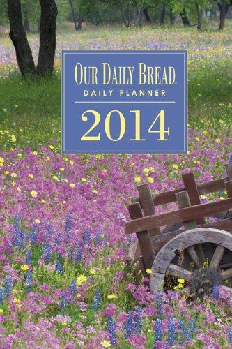 2014 Our Daily Bread Daily Planner (Daily Bread Planner compare prices)