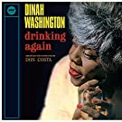 Drinking Again - Dinah Washington LP (180g Vinyl with free MP3 download) [VINYL]