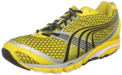 Puma Men's Complete Concinnity 4 Yellow/Black/Silver Trainer 184406-04 8 UK