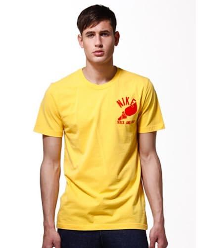 Nike T-Shirt Varsity Maize
