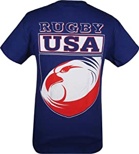 Rugby USA T-shirt - L