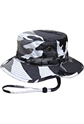 The Go-to Boonie Hat for OUTDOOR activities by KBETHOS.