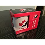 NHL Edmonton Oilers Puck Coffee Mug