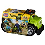 Mega Bloks Inc Mega Bloks - Ride-Ons - Jeep Ride-On (Boy)