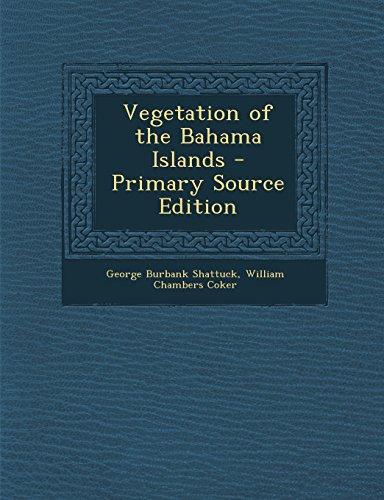 Vegetation of the Bahama Islands