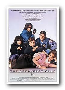 The Breakfast Club Poster Print, 24x36 Poster Print, 24x36
