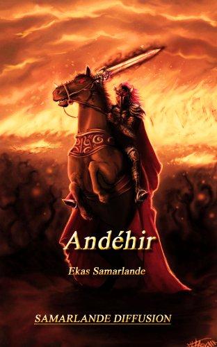 Couverture du livre Andéhir (l'intégrale)