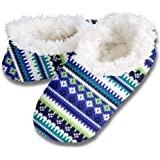 Womens snoozies! Hot Mocs Sherpa Lined Footcoverings