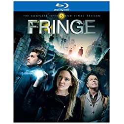 Fringe: The Complete Fifth Season [Blu-ray]