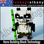Po Kung Fu Panda Loz Nano Micro Block Mini Building Blocks /Item# G4 W8 B 48 Q38308
