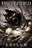 Disturbed (Asylum) - Maxi Poster - 61cm x 91.5cm