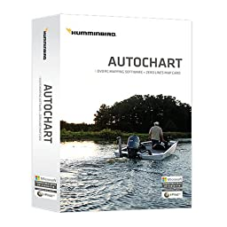 Humminbird AutoChart Map Card