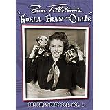 Kukla, Fran and Ollie - The First Episodes, Vol. 1 ~ Burr Tillstrom