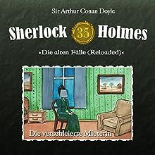 Die verschleierte Mieterin (Sherlock Holmes - Die alten Fälle 35 [Reloaded]) Hörspiel von Arthur Conan Doyle Gesprochen von: Christian Rode, Peter Groeger