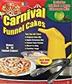 Deluxe Carnival Funnel Cake Kit from Xcell International