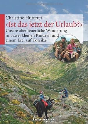 Eselreisen mit Kindern