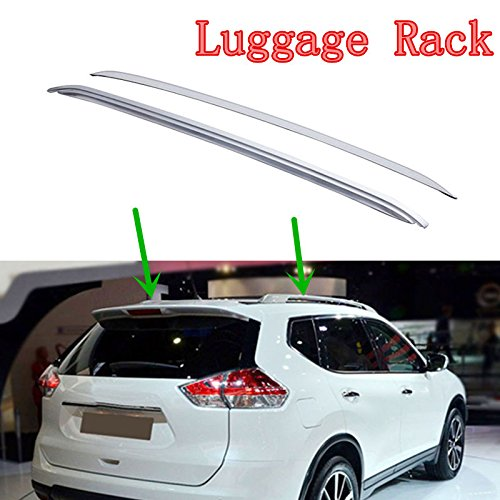 1 Pair Car Roof Carriers Practical Roof Rack Bar for Nissan X-Trail 2014-2016 (Roof Rack Xtrail compare prices)