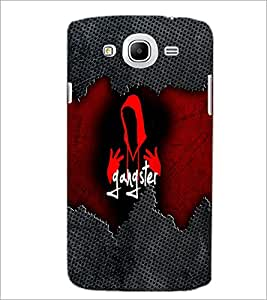PrintDhaba Gangster D-4076 Back Case Cover for SAMSUNG GALAXY MEGA 5.8 (Multi-Coloured)