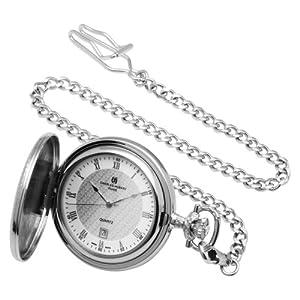 Charles-Hubert, Paris Quartz Pocket Watch
