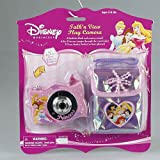 Disney Princess Talk 'n View Play Camera with Camera Case