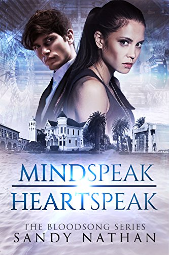 Parallel universes do exist, and they are more horrifying then our worst nightmares…  Mindspeak / Heartspeak by Sandy Nathan is free in today's Kindle freebie alert! Five bestsellers to choose from!