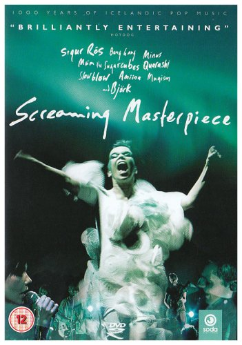 Screaming Masterpiece [DVD]