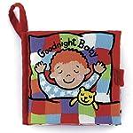 Jelly Cat Jellycat Soft Books, Goodnight Baby