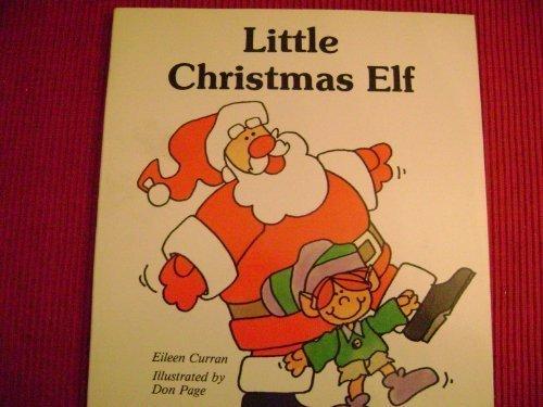 Little Christmas Elf (Giant First Start Reader)