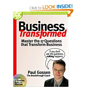 Business Transformed [Perfect Paperback] — BY Paul Gossen