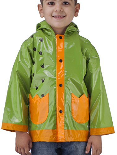 Foxfire for Kids Foxfire Little Boys Green Sand Toys Print Hooded Trendy Raincoat 4T. BESTONE Single Breasted Hooded Long Sleeve Print Pocket Little Girls Raincoat. Sold by Bestone. $ Kylin Express Cute Waterproof Raincoat Unisex Kids Raincoat Toddler, Green.