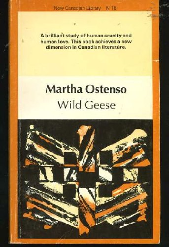 The place of women in wild geese novel by martha ostenso