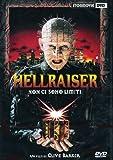 hellraiser (Dvd) Italian Import