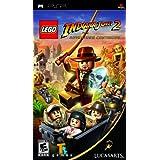 LEGO Indiana Jones 2: The Adventure Continues - Sony PSP ~ LUCAS ARTS ENTERTAINMENT