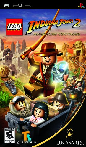 ���� Lego Indiana Jones 2: The Adventure Continues ������
