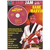 Jam with Hank Marvin (Guitar Tab with Free Audio CD)by Hank Marvin