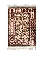 Navaei & Co. Alfombra Kashmir Rojo/Multicolor 92 x 62 cm