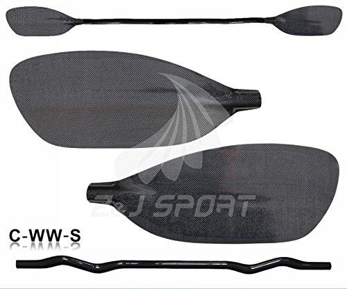 zj-sport-high-performance-full-carbon-fiber-whitewater-kayak-paddle-avec-carbon-prepreg-cranked-shaf