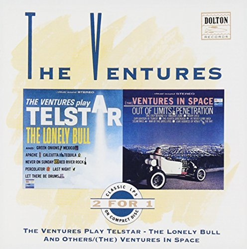 The Ventures - The Ventures Play �telstar�, �the Lonely Bull� And Others - Zortam Music